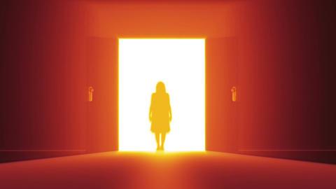 Mysterious Door v 3 7 yurei Animation