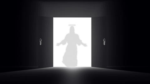 Mysterious Door v 3 11 jesus Animation