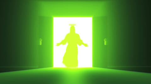 Mysterious Door v 3 13 jesus Animation