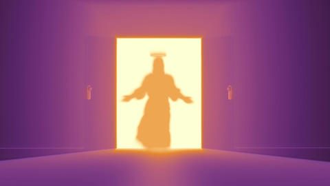 Mysterious Door v 3 15 jesus Animation
