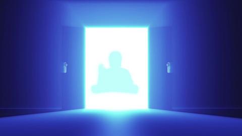 Mysterious Door v 3 19 buddha Animation