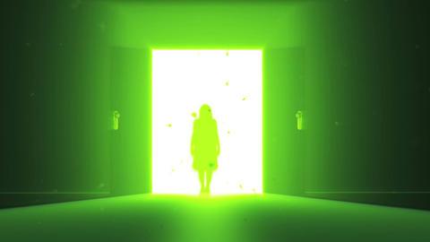 Mysterious Door Yurei 1
