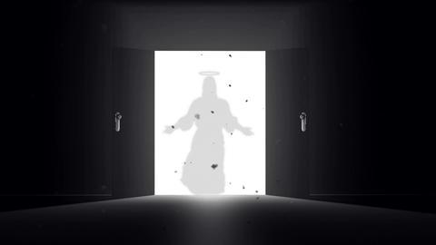 Mysterious Door Jesus Christ
