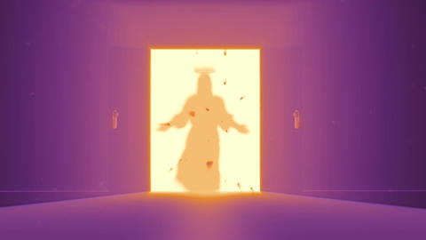 Mysterious Door v 4 10 jesus Animation