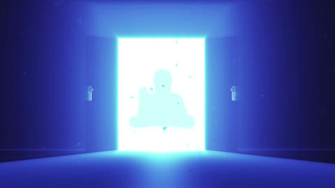 Mysterious Door v 4 14 buddha Animation