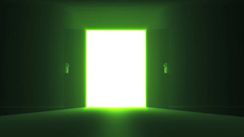 Mysterious Door v 5 3 Animation