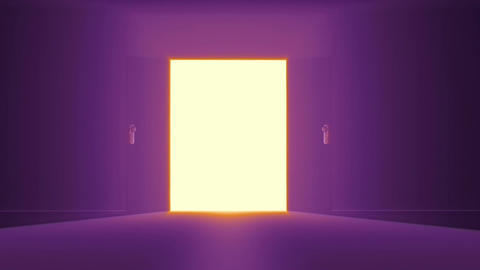 Mysterious Door v 5 5 Animation