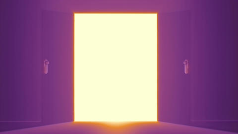 Mysterious Door v 5 5 Stock Video Footage