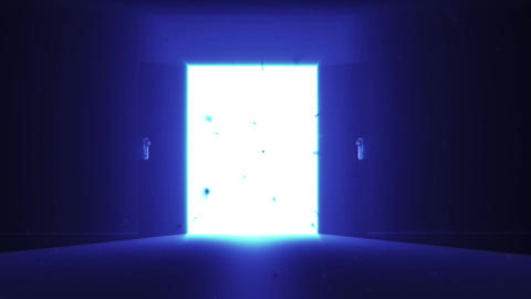 Mysterious Door v 5 9 Animation