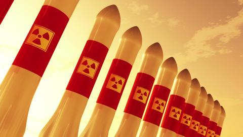Nuclear Rockets 8 Animation