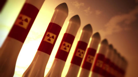 Nuclear Rockets 10 Animation
