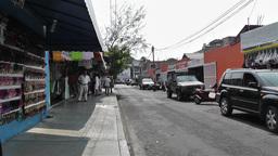 Oaxaca Crucecita Town Mexico 17 Footage