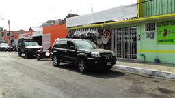 Oaxaca Street Vendor 2 Stock Video Footage