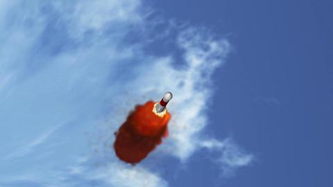 Rocket 12 Stock Video Footage