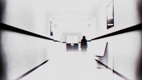 Scary Hospital Corridor Yurei 1