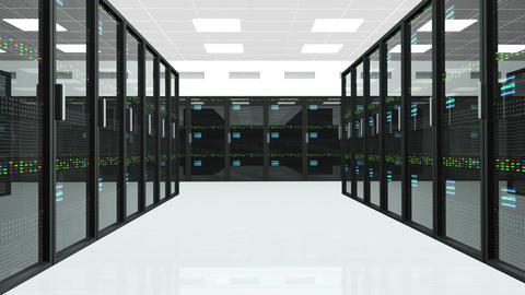 Server Room 1 Footage