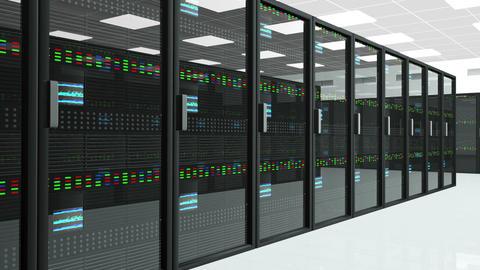 Server Room 3 Footage