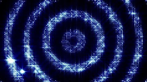 Shining Circles 3 Stock Video Footage
