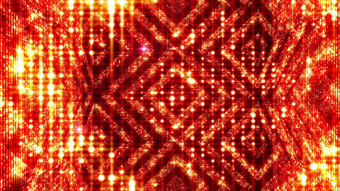 Shining Squares Disco Lights 1 Animation