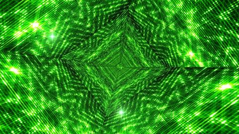 Shining Stars Tunnel 6 Stock Video Footage