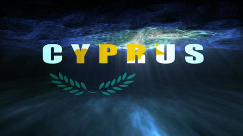 Underwater Cyprus Animation