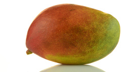 Apple Mango stock footage