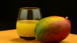 Apple mango Stock Video Footage