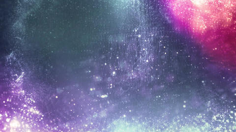 Cosmic Particles (9) Animation