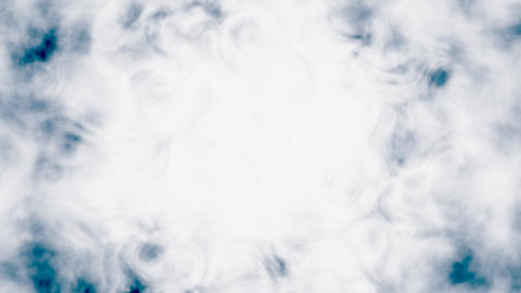 Cloud/Ink Design Background - Cloud Loop Animation