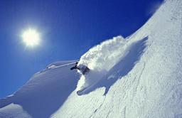 skiing フォト