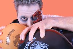 Zombie Halloween, Monster Photo