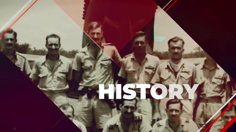History Opener / Memory Slideshow(FCPX) 2