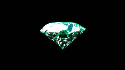Diamond 03 stock footage