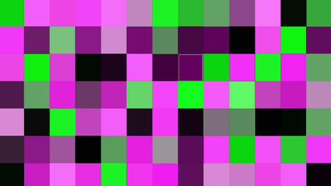 puzzle aquea 06 Stock Video Footage