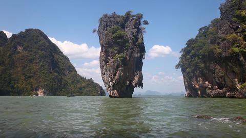 James Bond Island Footage