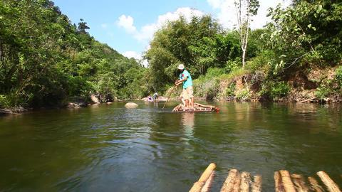 Rafting Footage