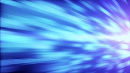 Motion Streaks Loop, blue version Stock Video Footage