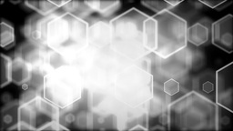 High quality digital background animation, white version Stock Video Footage