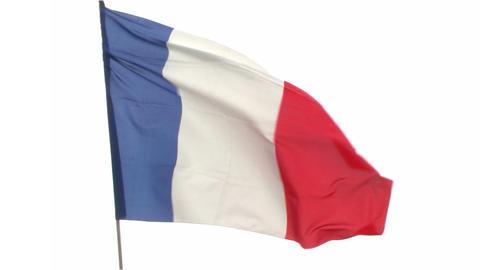 flag France Footage