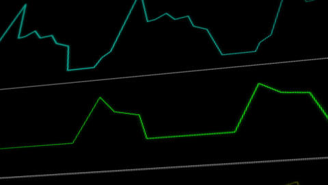 Operation Monitor Macro 9 Stock Video Footage