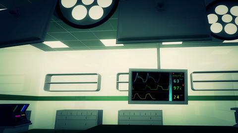Operation Room 6 Stock Video Footage