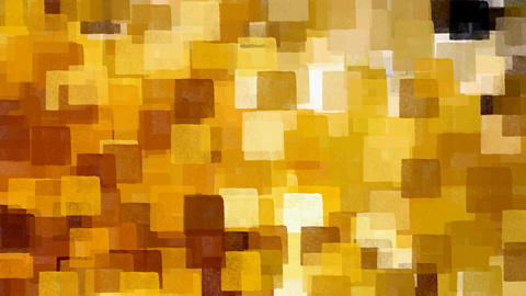 Yellow Squares stock footage