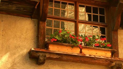 Chillon Castle c Stock Video Footage