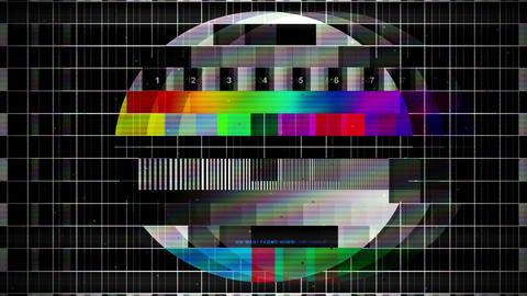 Bad tv 4 Stock Video Footage