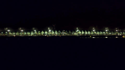 Leaving Dubai Stock Video Footage