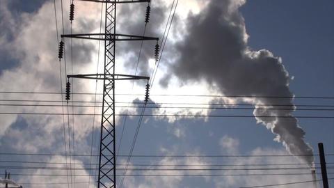 Smoking pipe Stock Video Footage