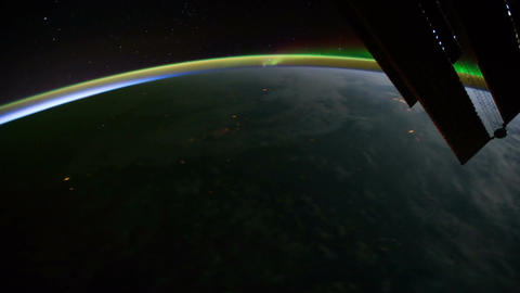 Space Station 14 USA Stock Video Footage