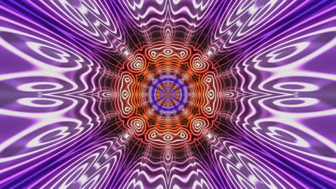 psychedelic world Stock Video Footage