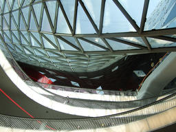Architecture in the department by the Zeil in Frankfurt am Main 相片