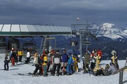Bergstation ภาพถ่าย